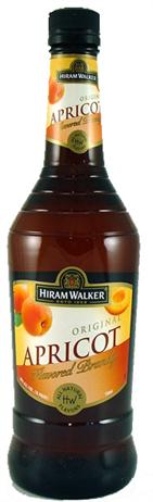 Hiram Walker Brandy Apricot